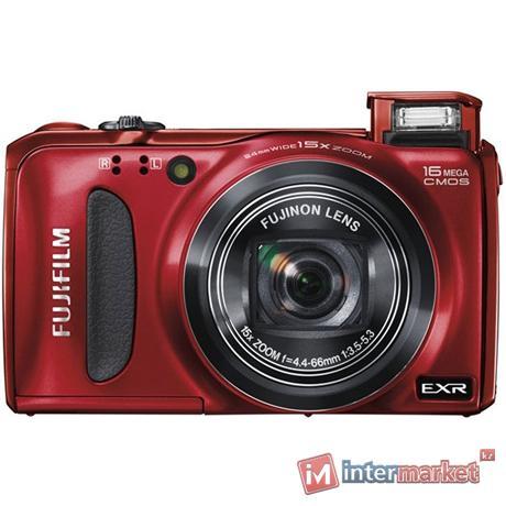 Фотоаппарат Fujifilm FinePix F660EXR, Red