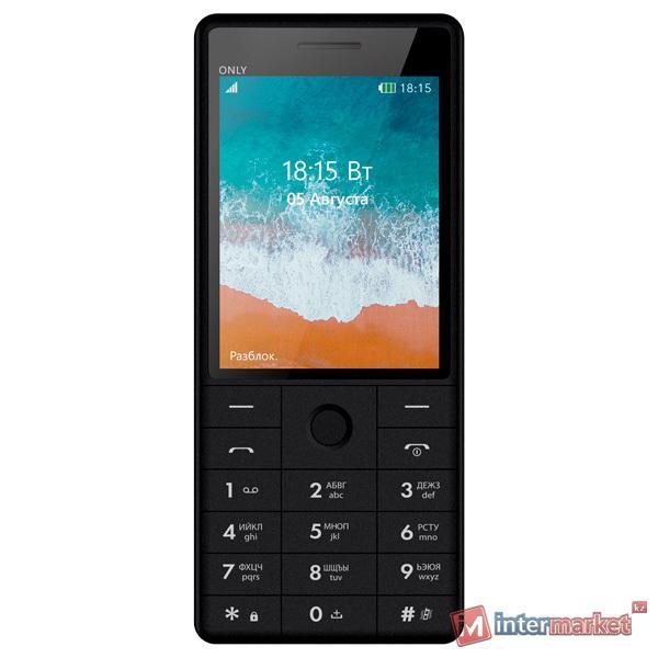 Мобильный телефон BQ-2815 Only Чёрный /