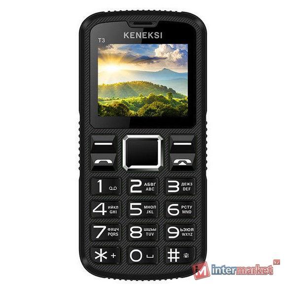 Мобильный телефон Keneksi T3, Black