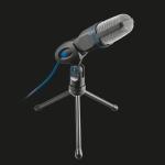Настольный микрофон Trust MICO USB на подставке