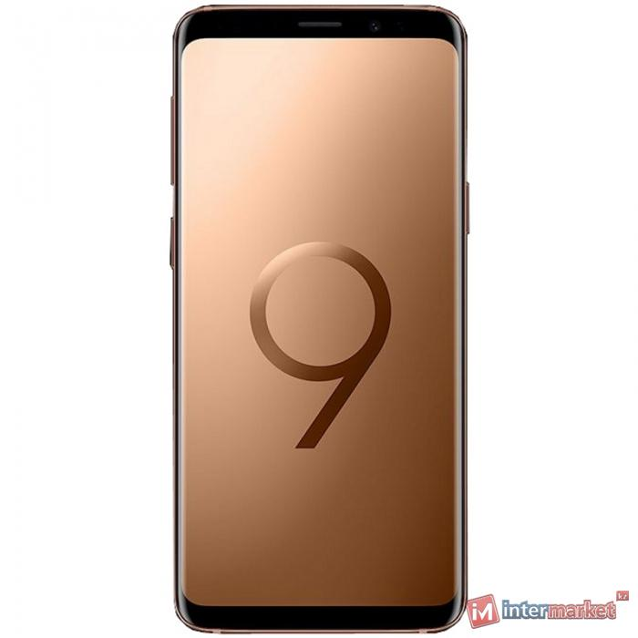 Смартфон Samsung Galaxy S9 64GB Sunrise Gold