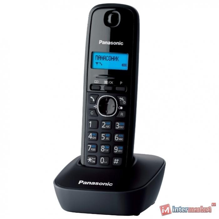 Радиотелефон Panasonic KX-TG1611 CAH