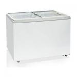 Морозильник - витрина Бирюса 355VZQ White